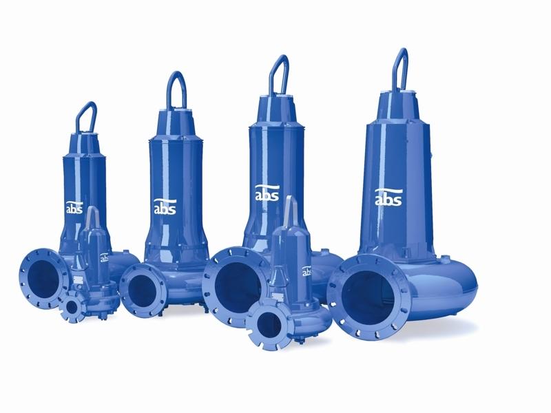 Sulzer pumper for spillvann/kloakk