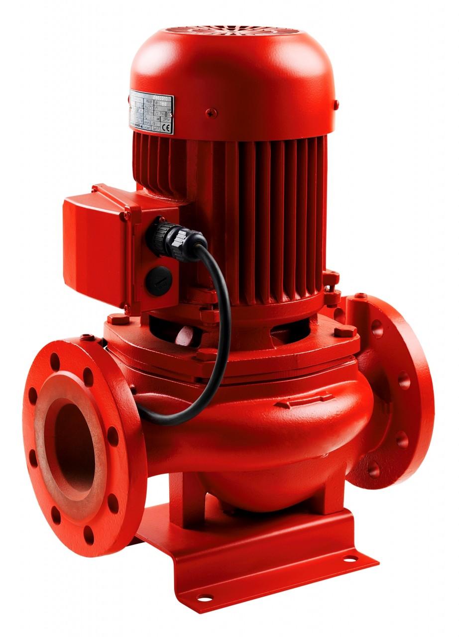 Kolmeks inline pumpe