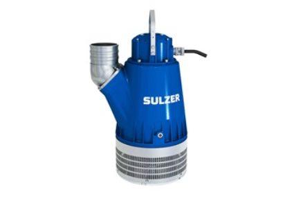 ABS/Sulzer J405 nedsenkbar pumpe for pumping av avløpsvann